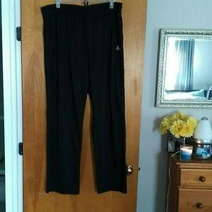 Tek Gear men's tall 3xl black sweatpants